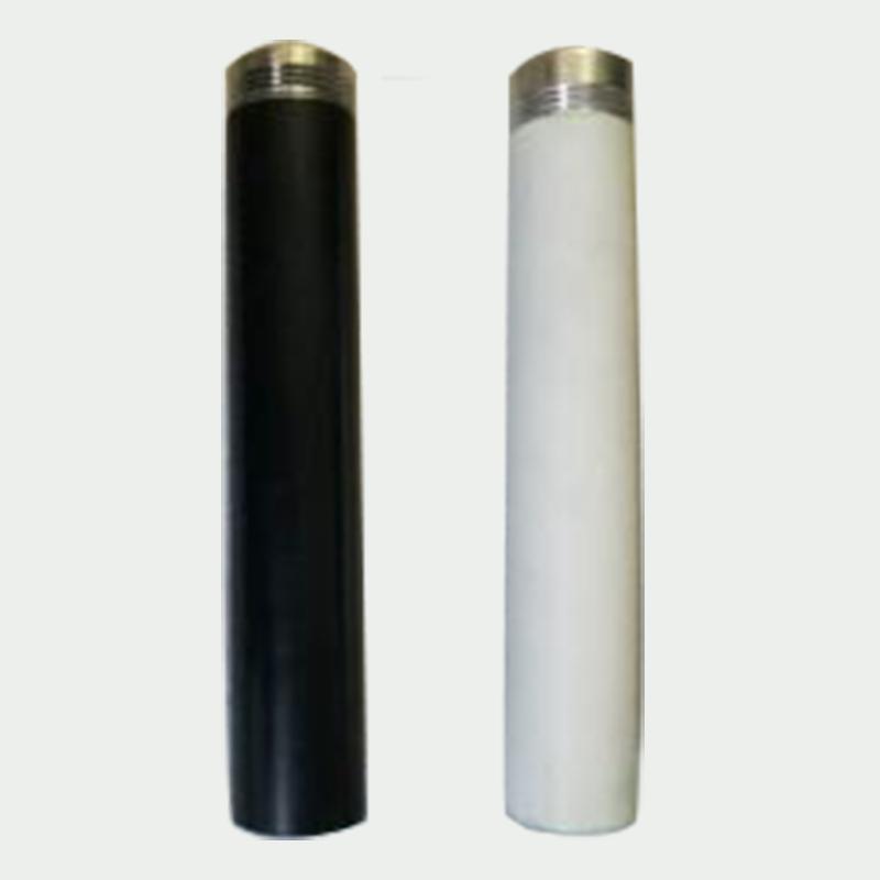 输纱器铝管喷涂