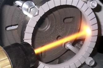 高性能热喷涂涂层工业应用新突破