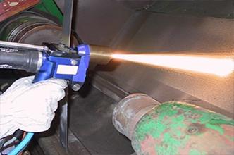 热喷涂工艺选择与热喷涂工艺性能及成本比较!