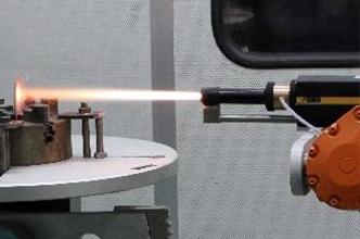 热喷涂常用方法